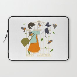 Let Me Catch You! Laptop Sleeve