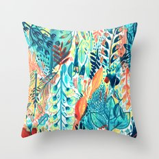 Pattern 27 Throw Pillow