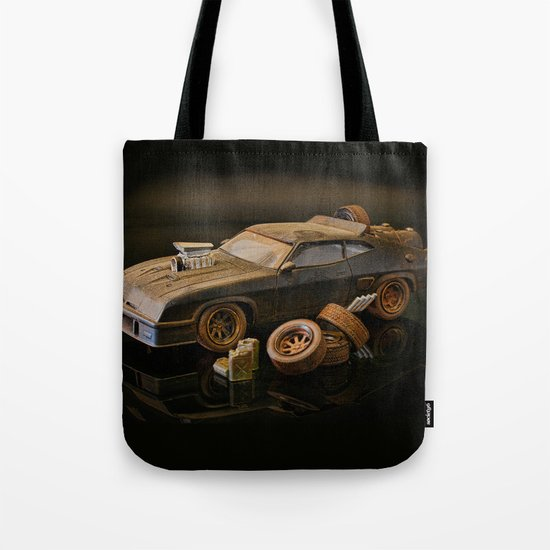 Mad Max Interceptor Tote Bag