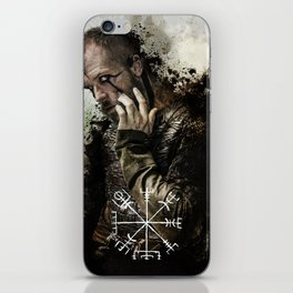 Trickster- Floki art iPhone Skin