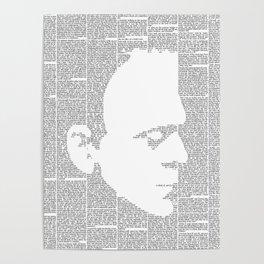 Frankenstein - The Modern Prometheus Poster