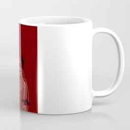 Holding Pattern Coffee Mug
