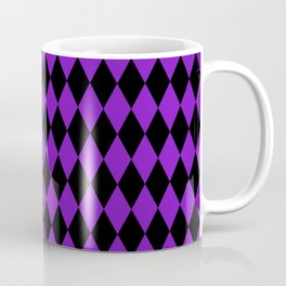 Jester Purple Coffee Mug