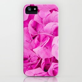 Pink 5 iPhone Case
