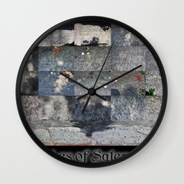 Witches of Salem 1692 Wall Clock