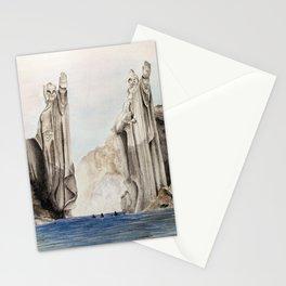 Argonath Stationery Cards