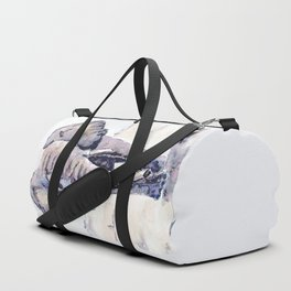 Elephant on a mission Duffle Bag