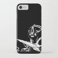 starcraft iPhone & iPod Cases featuring Penguinoid by adru