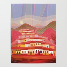 Michoacan Poster