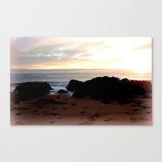 Northern shores of Tasmania Canvas Print
