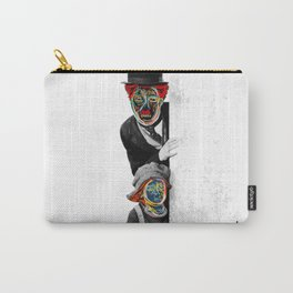 The Kid Street Art Graffiti Carry-All Pouch