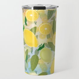 Lemon Song Travel Mug