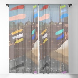 Composition 767 Sheer Curtain