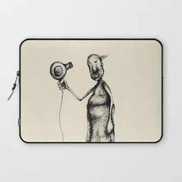 Bad Hair Days. A Faded Memory Laptop Sleeve