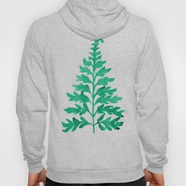 Mint Fern Hoody