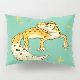 Sparkly Leopard Gecko Pillow Sham