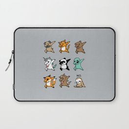 Dabbing Party Laptop Sleeve