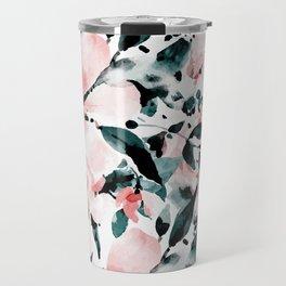 flowers 2 Travel Mug