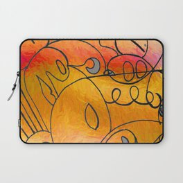 Curves at Sunset Laptop Sleeve
