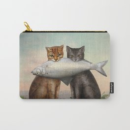 Enjoy Your Dinner Carry-All Pouch