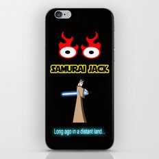 Long Ago in a Distant Land iPhone Skin
