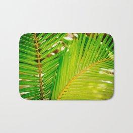 Palm summer Bath Mat