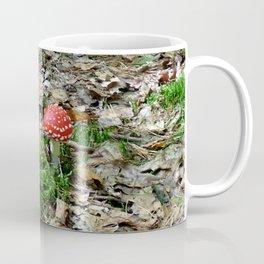 fly agaric mushroom Coffee Mug