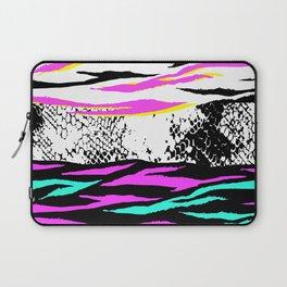 Animal Print In Bright Colors III Laptop Sleeve