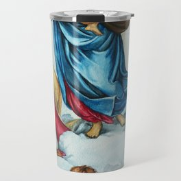 Queen Bey Travel Mug