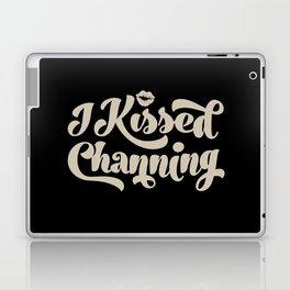I Kissed Channing Laptop & iPad Skin