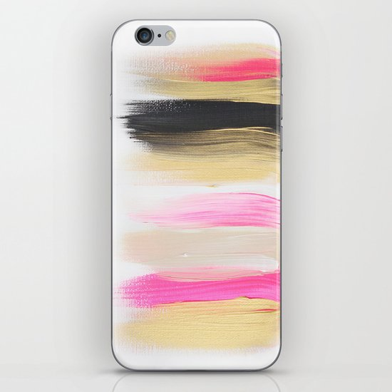 Colors 206 iPhone & iPod Skin