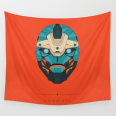 Cayde-6 Wall Tapestry