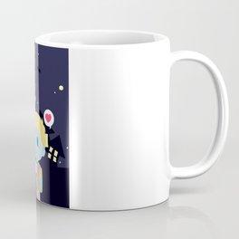 The nightmare before Sherlock Coffee Mug