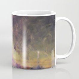 Time Alone Coffee Mug