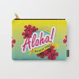 Aloha Beach Vibes I Carry-All Pouch