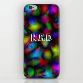 psychedelic case 2 iPhone Skin