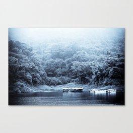 Tico Boats Canvas Print