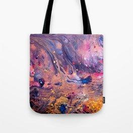 Spatial Symphony Tote Bag
