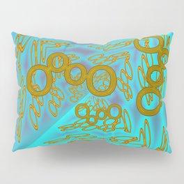 Oo - pattern 2 Pillow Sham