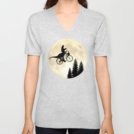 Close Encounters Unisex V-Neck