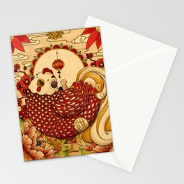 Year of the Rooster Stationery Cards