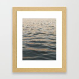The Waters of Whiterock Framed Art Print