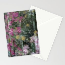 Honeycomb Glass Stationery Cards