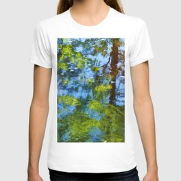 Colorful reflections T-shirt