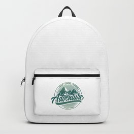 Dream Explore Discover Adventure Is Out There gr Backpack