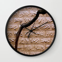 On The Up And Up Wall Clock