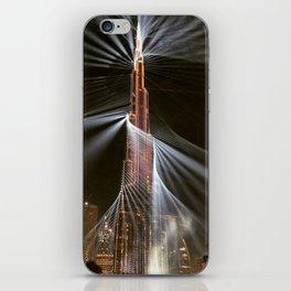 Burj Khalifa iPhone Skin
