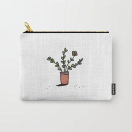 Pretty Plant 1 Carry-All Pouch