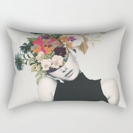 Floral beauty Rectangular Pillow