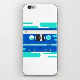Mixtape 1 iPhone Skin